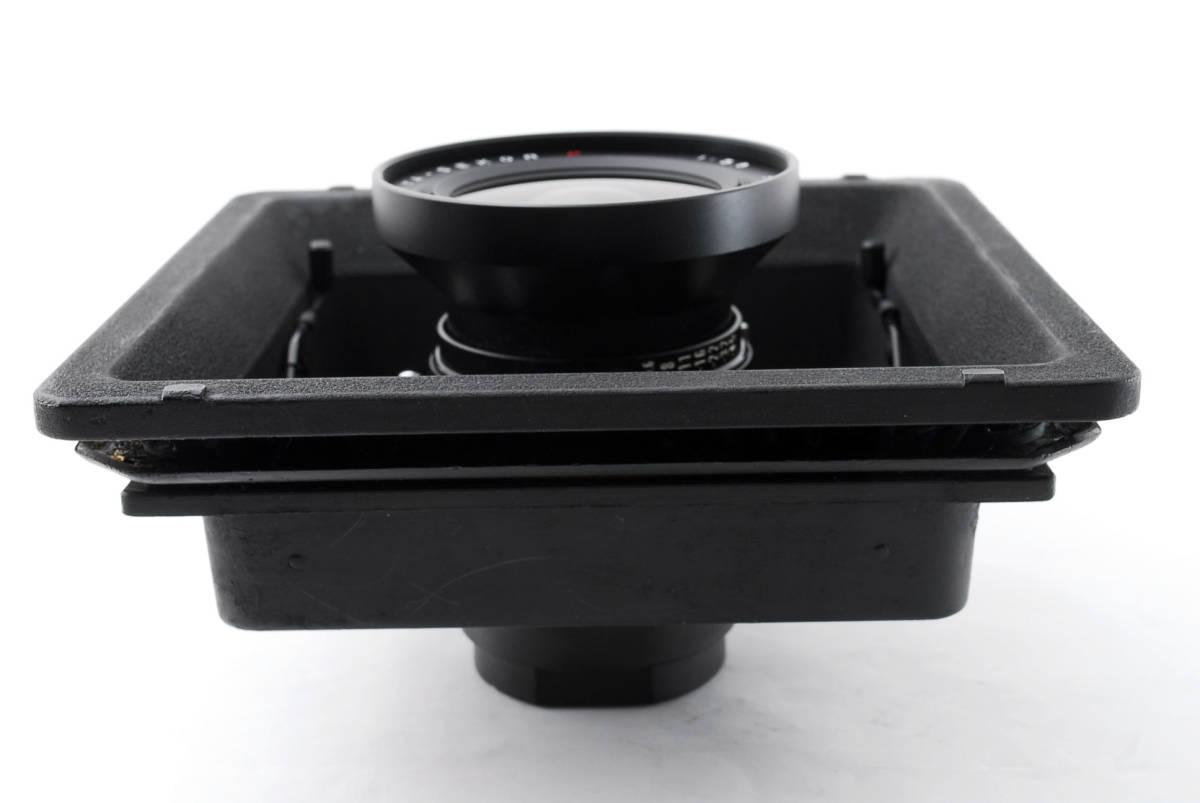 【希少レンズ TOYOボード付き良品】 マミヤ セコール MAMIYA SEKOR P 75mm F5.6  中判カメラ 同梱可能 #2598_画像7
