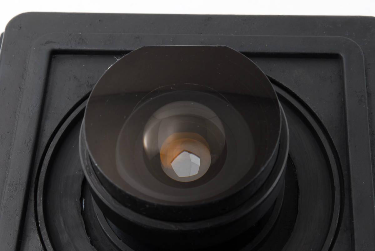 【希少レンズ TOYOボード付き良品】 マミヤ セコール MAMIYA SEKOR P 75mm F5.6  中判カメラ 同梱可能 #2598_画像10