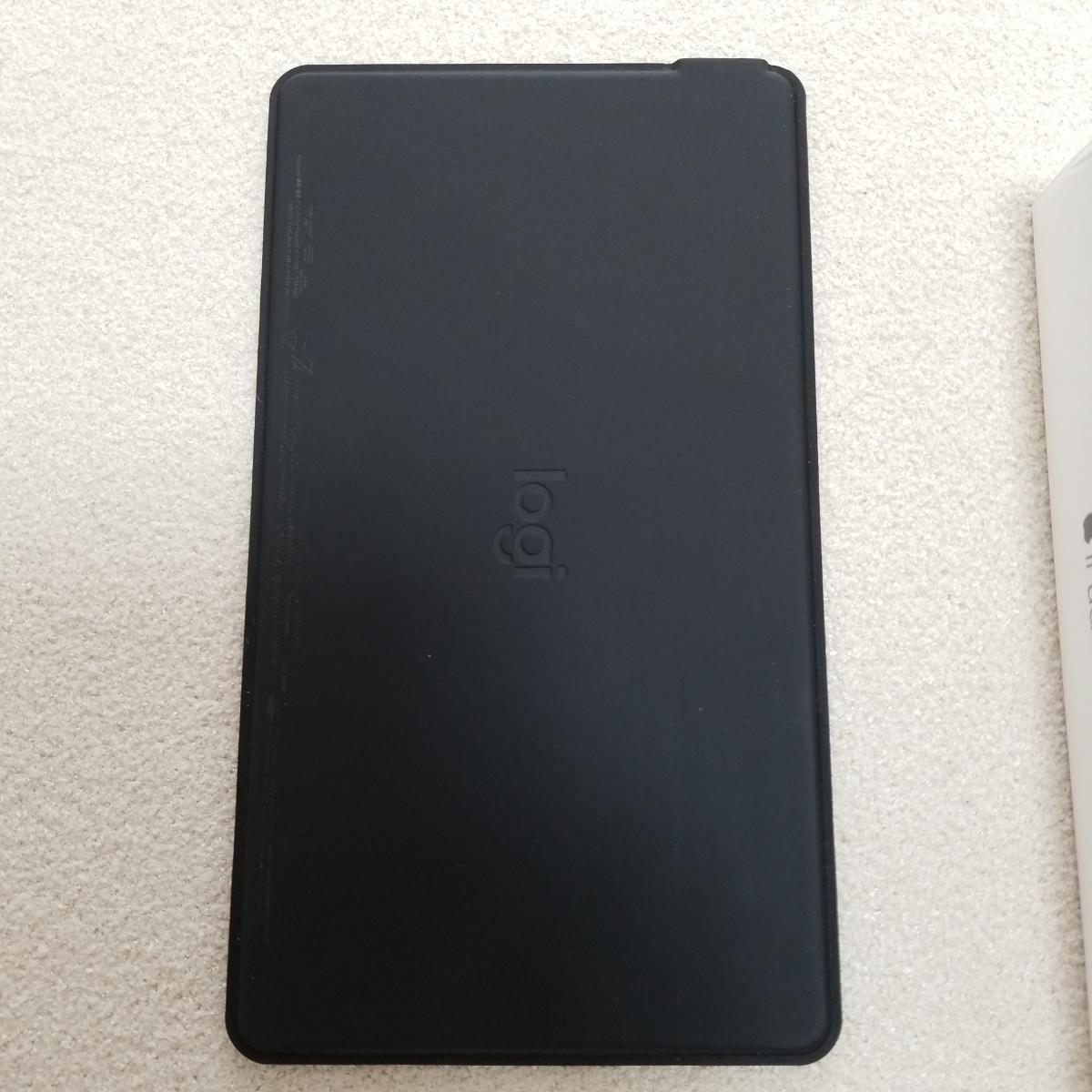 超美品 2018年末購入 ipad mini 本体  128GB A1538 wi-fiモデル Bluetooth ロジクール キーボード ケースおまけ付_画像10