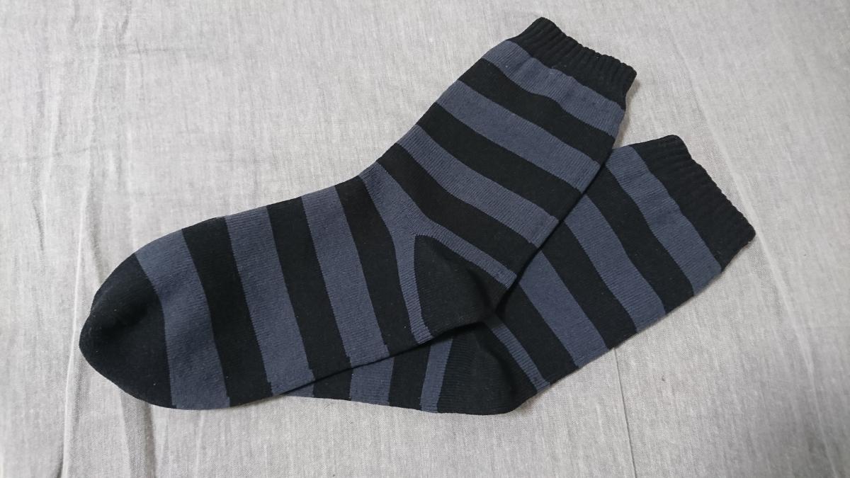 防水 靴下 DexShell デックスシェル Lサイズ(26-28㎝) ソックス ウォータープルーフ 撥水 _画像2