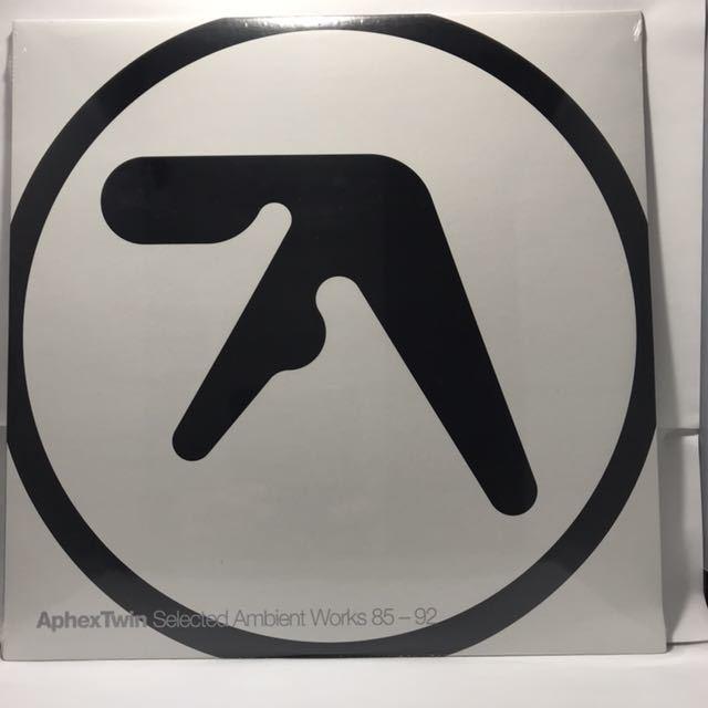 新品・未開封 Aphex Twin / Selected Ambient Works 85-92 LP 2枚組 AMBLP 3922 エイフェックス・ツイン_画像1