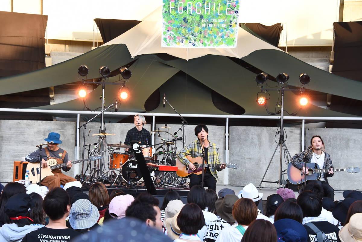 Rocks ForChile DAY1出演アーティストサイン入りギター(ストレイテナー、村松拓、佐々木亮介、真心ブラザーズ、新里英之、福原美穂など)_画像4