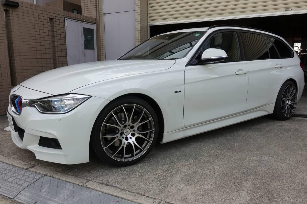RAYS HOMURA  BMW  F30に使用 E90用_画像5