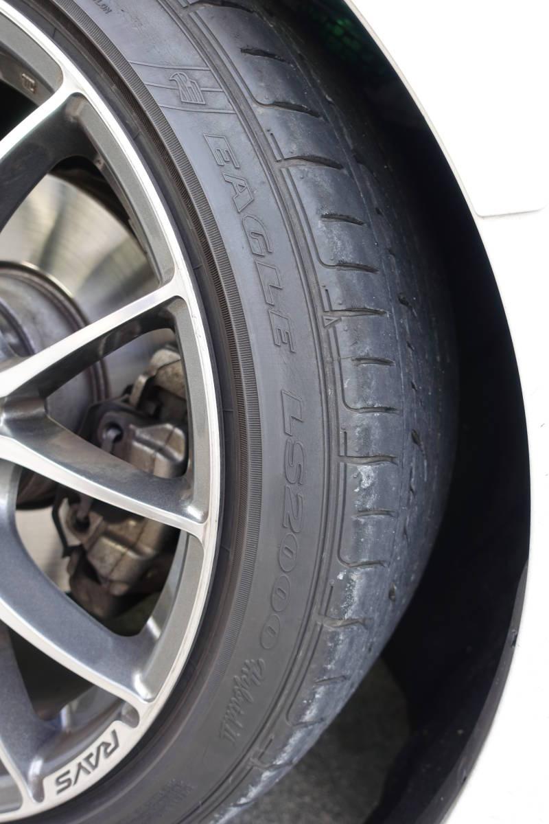 RAYS HOMURA  BMW  F30に使用 E90用_画像6