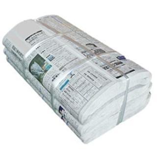 【新古未使用】【送料600円】★ 新聞紙 ★ 工作用 梱包 緩衝 ペット敷物 ★ 20kg ★