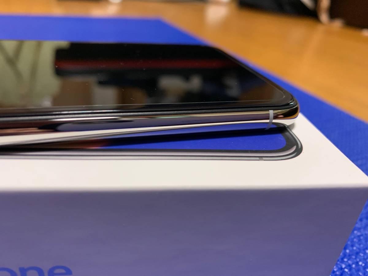 Apple iPhone X Silver 64GB SIMフリー_画像9