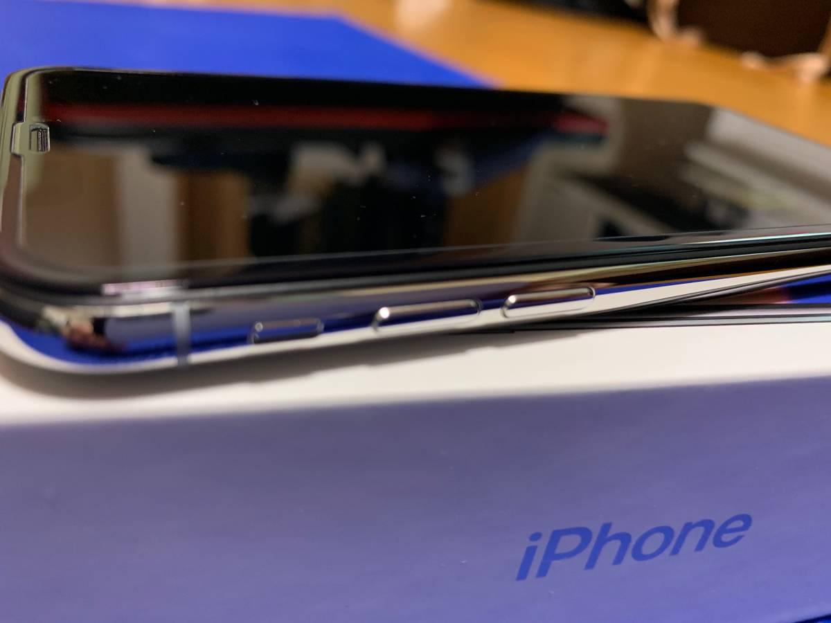 Apple iPhone X Silver 64GB SIMフリー_画像10
