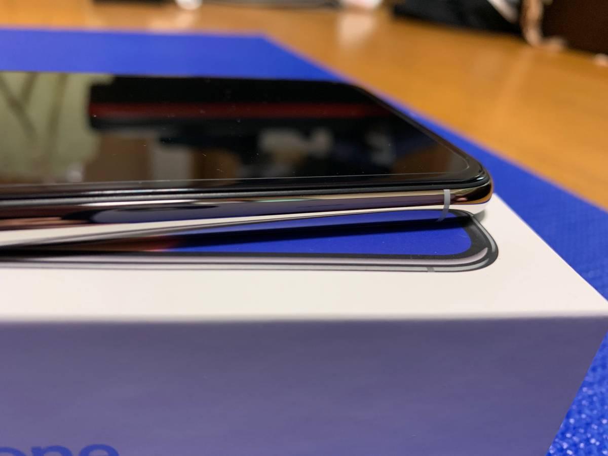 Apple iPhone X Silver 64GB SIMフリー_画像8