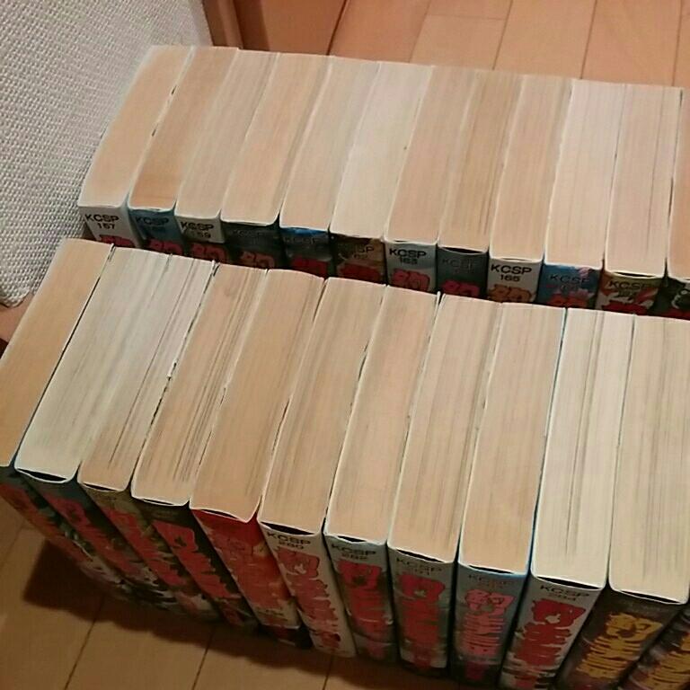 釣りキチ三平 ワイド 全巻 全37巻 完結 釣犬ハチ公 釣りキチ同盟 マガジン フルセット _画像2