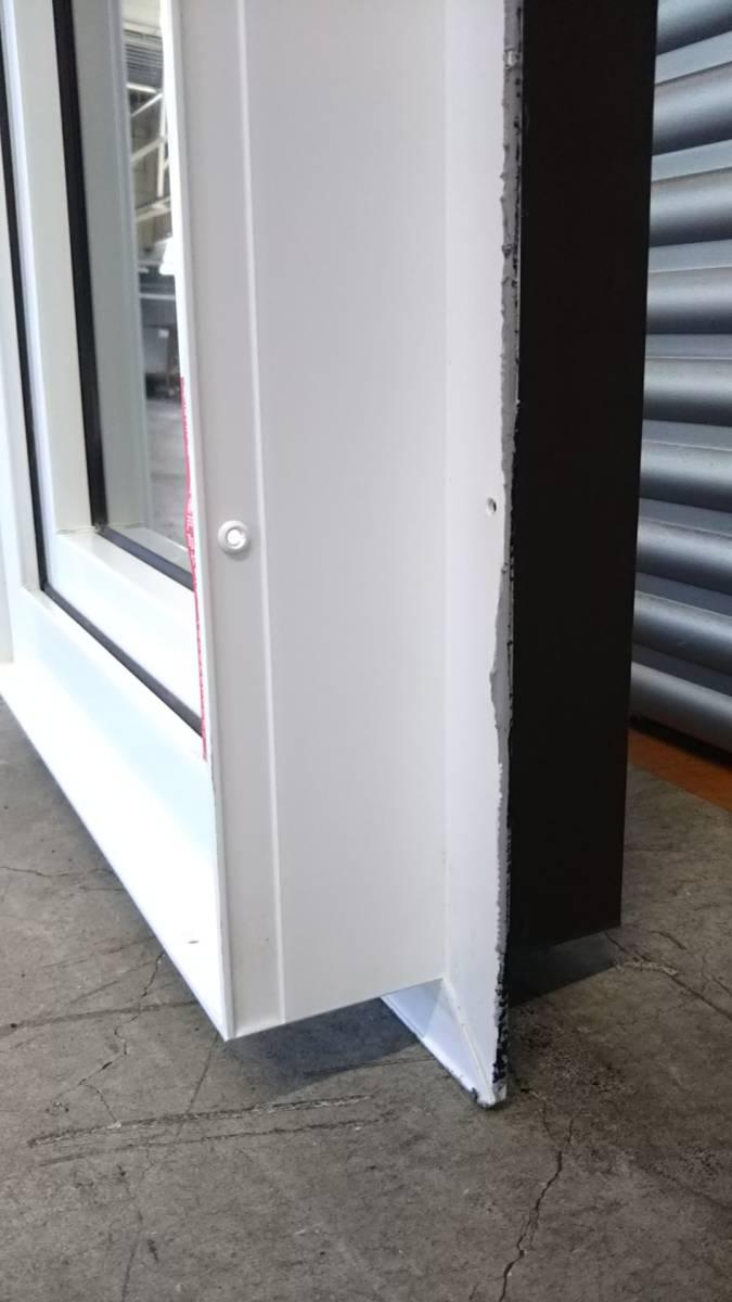 020 窓サッシ 引き取り限定 トリプルガラス たてすべり出し窓 03611R_画像9