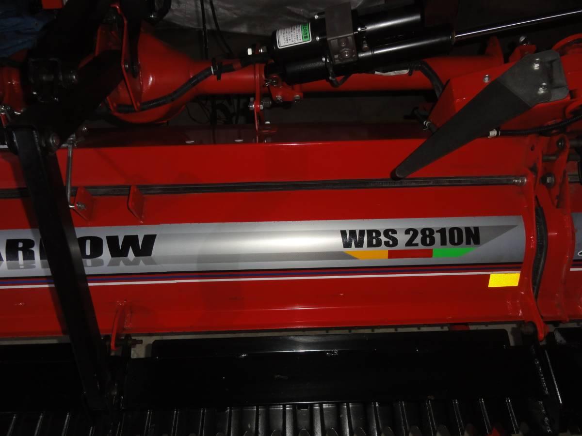 栃木から引取限定 ニプロ リモコン ウイングハロー WBS2810N 現行販売機種 Niplo 松山  _画像3