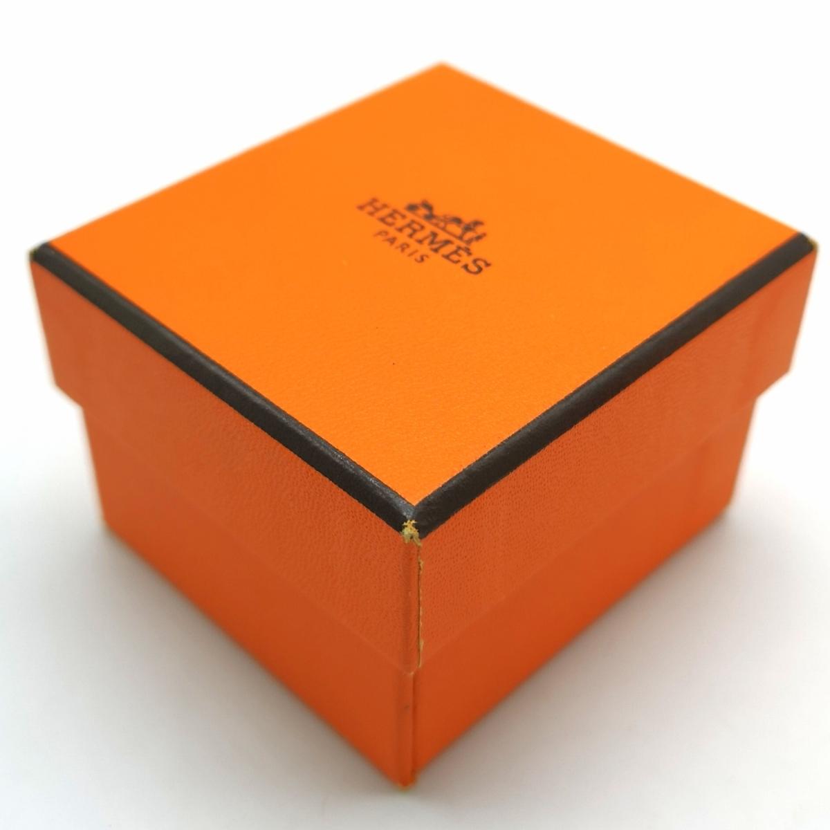 ◆HERMES ヒストリーリング◆ 箱付き/サイズ: 53/SV925×K18YG/Hロゴ/エルメス/レディース/アクセサリー/ジュエリー/ブランド品/DH0_画像9