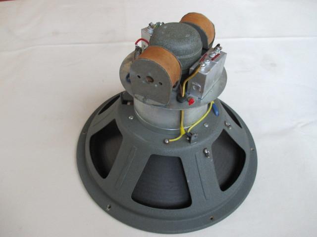 ジャンセン 30㎝ 同軸型モニタースピーカー 1本のみ_画像9