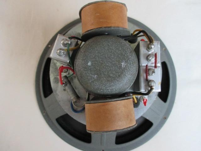 ジャンセン 30㎝ 同軸型モニタースピーカー 1本のみ_画像10