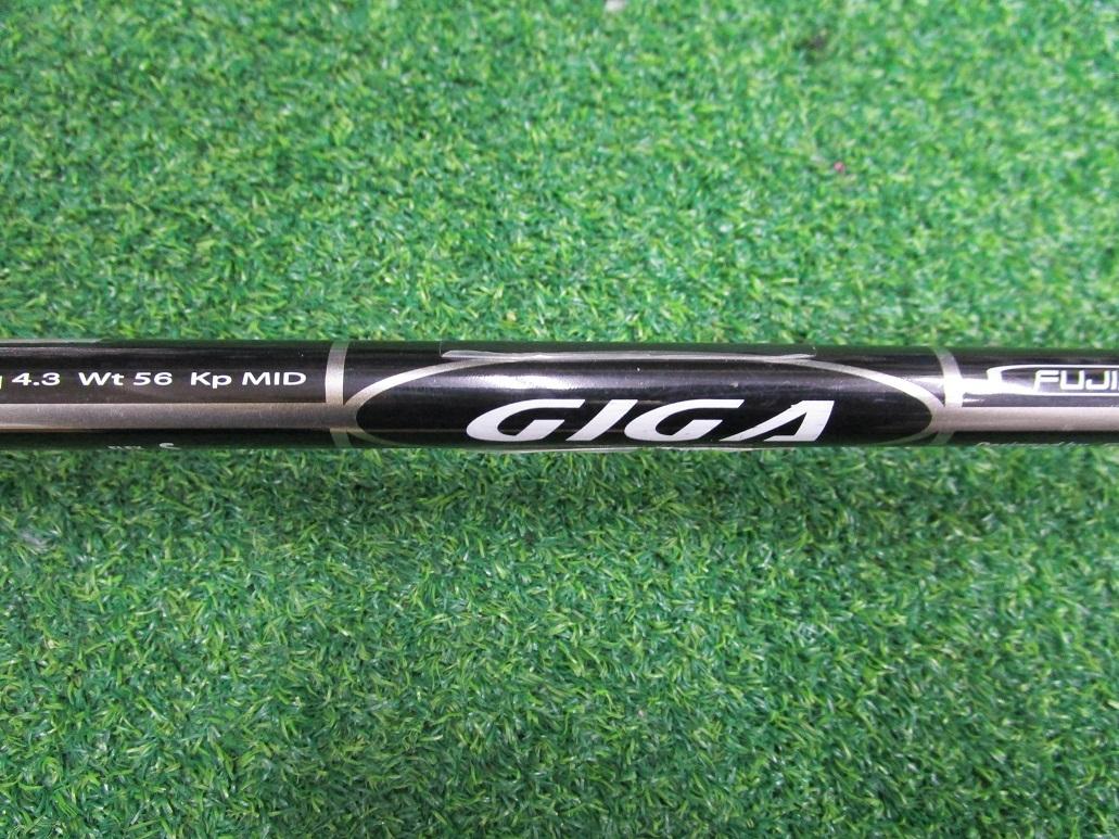 イオン GIGA HS781 オリジナルカーボンシャフト S 7W 21°_画像5