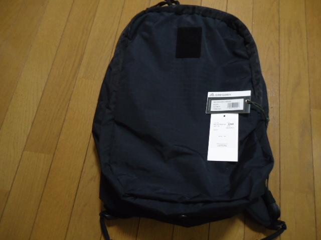 新品N.HOOLYWOOD EXCHANGE SERVICE × GREGORY/ 962-AC04pieces Back Pack -Black  100