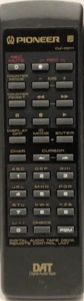 【純正リモコン付属・整備済】1円スタート 最落無し Pioneer D-05 DATデッキ デジタル オーディオ プレーヤー パイオニア_画像6