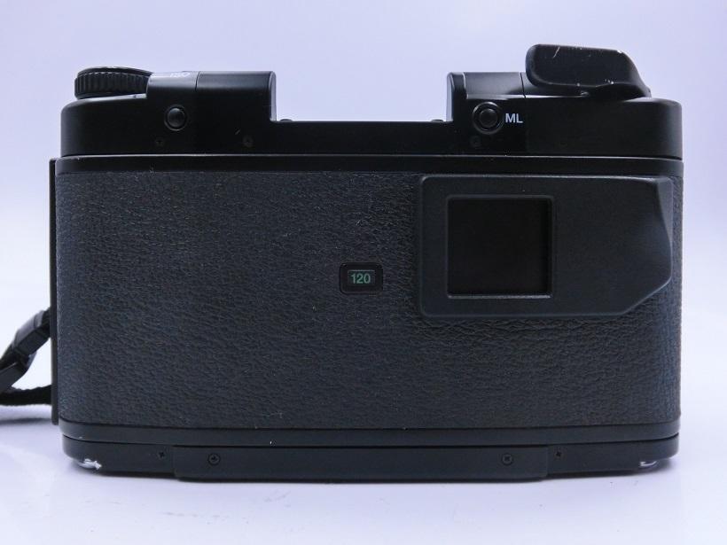 □ペンタックス/ PENTAX 67 II 中判カメラ Super-Multi-Coated Takumar6X7レンズ付 現状品♪_画像4