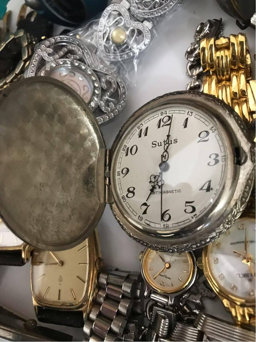 【ジャンク時計一式】_画像10