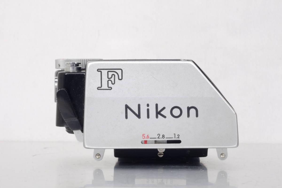 Nikon ニコン Nikkor F シルバー Ftn ファインダー 現状 ジャンク 中古品 ( アイレベル 日本 光学 フォトミック DA-1 DP-1 SB AS Ftn_画像7