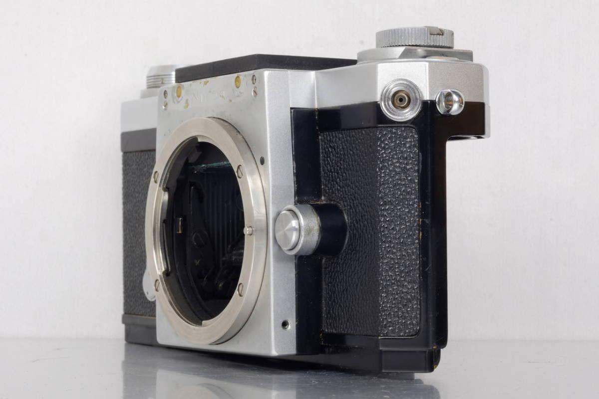 Nikon ニコン Nikkor F シルバー Ftn ファインダー 現状 ジャンク 中古品 ( アイレベル 日本 光学 フォトミック DA-1 DP-1 SB AS Ftn_画像6