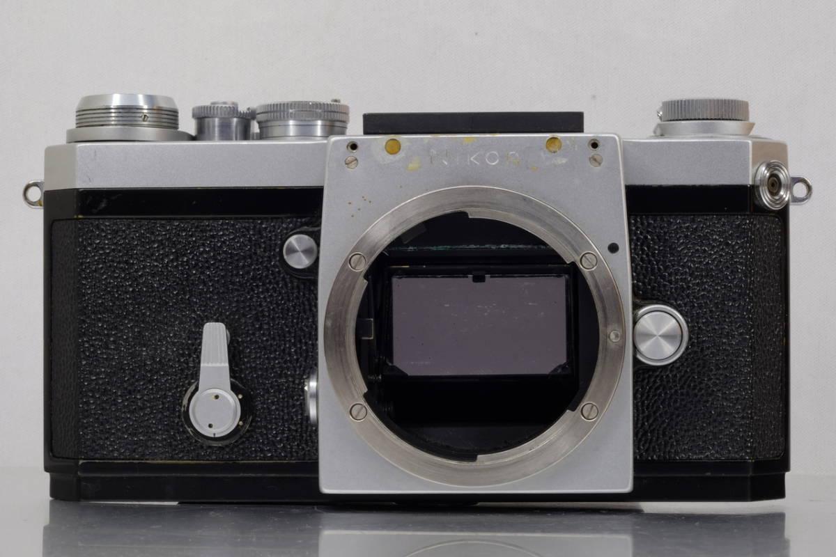Nikon ニコン Nikkor F シルバー Ftn ファインダー 現状 ジャンク 中古品 ( アイレベル 日本 光学 フォトミック DA-1 DP-1 SB AS Ftn_画像3