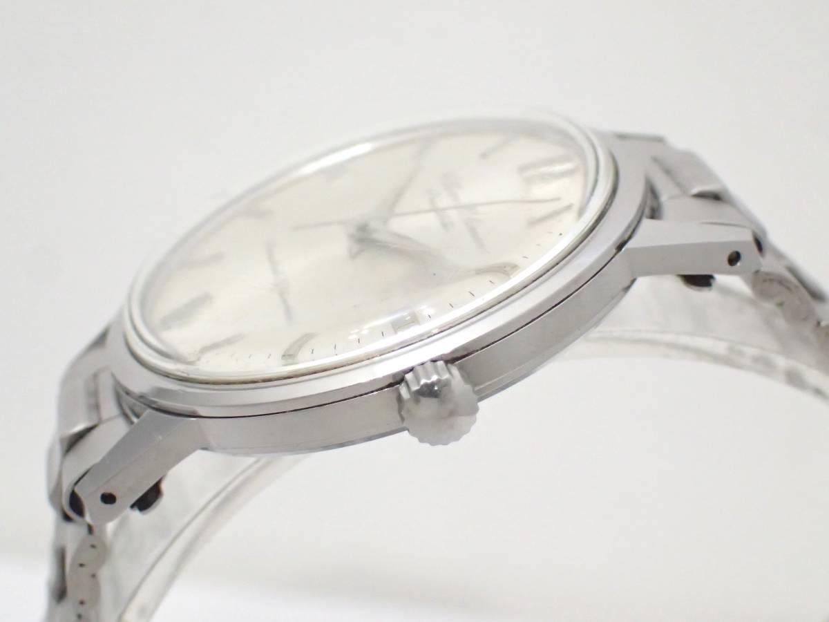 Citizen Hi-line/シチズンハイライン/HL140901/メンズ腕時計/手巻き/純正ブレス/23石[T]_画像4