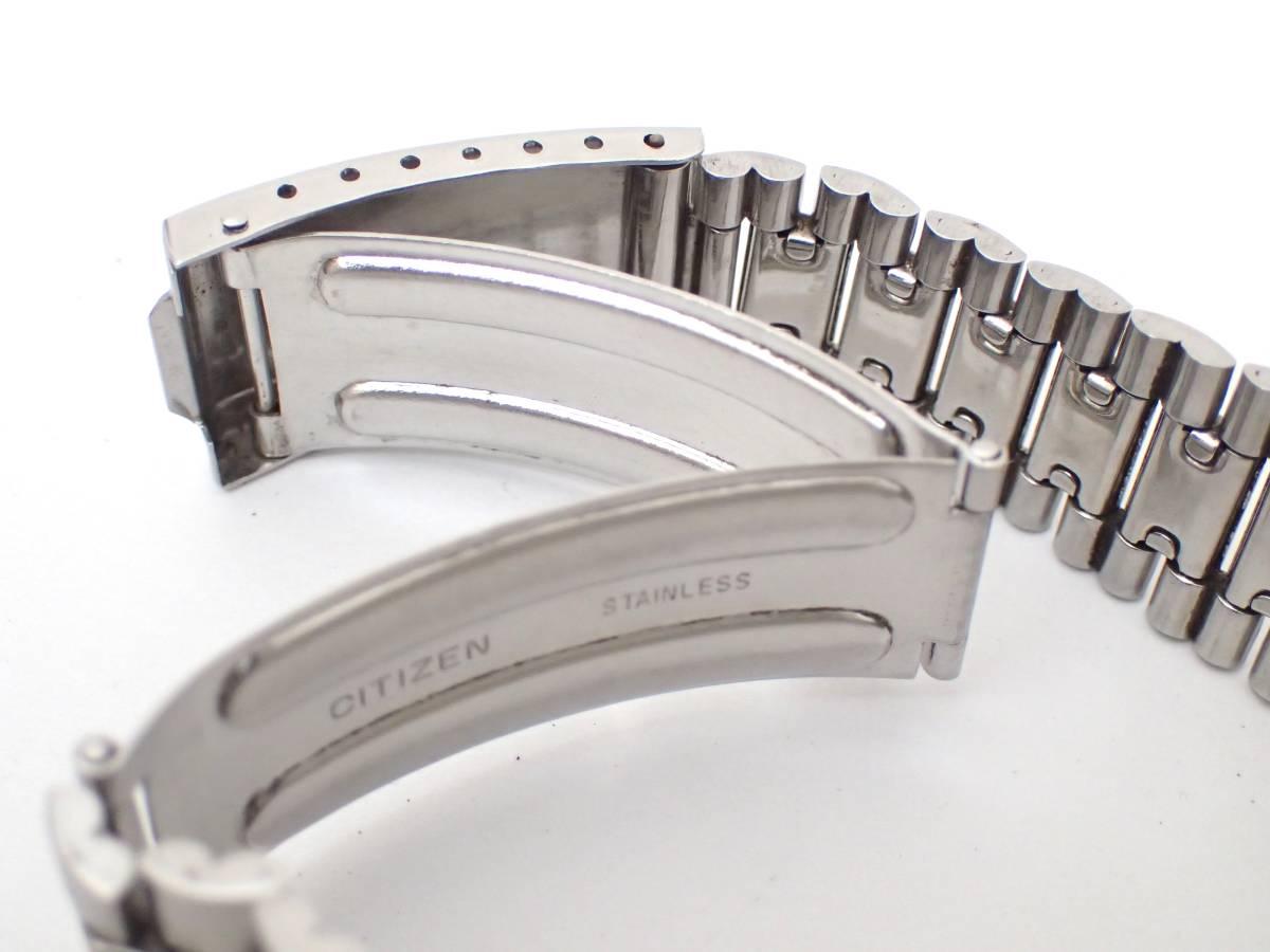 Citizen Hi-line/シチズンハイライン/HL140901/メンズ腕時計/手巻き/純正ブレス/23石[T]_画像8