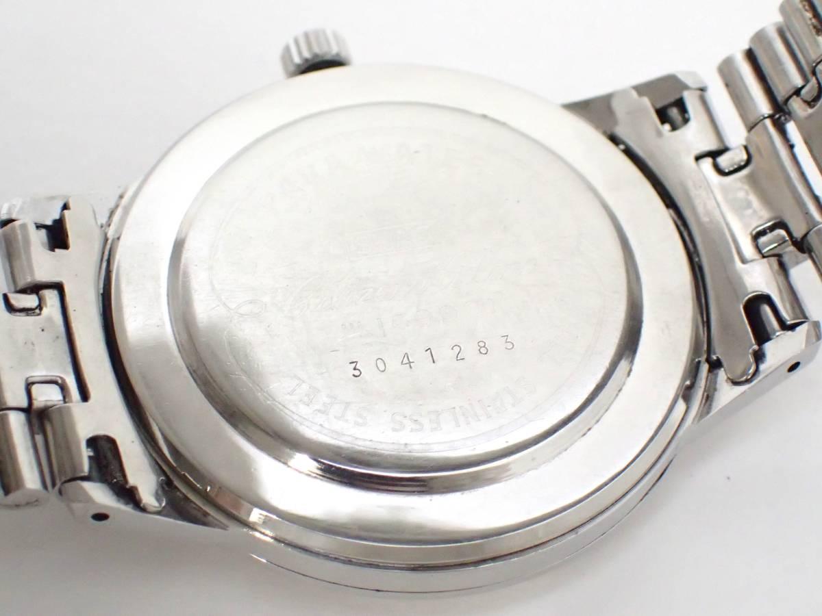 Citizen Hi-line/シチズンハイライン/HL140901/メンズ腕時計/手巻き/純正ブレス/23石[T]_画像9