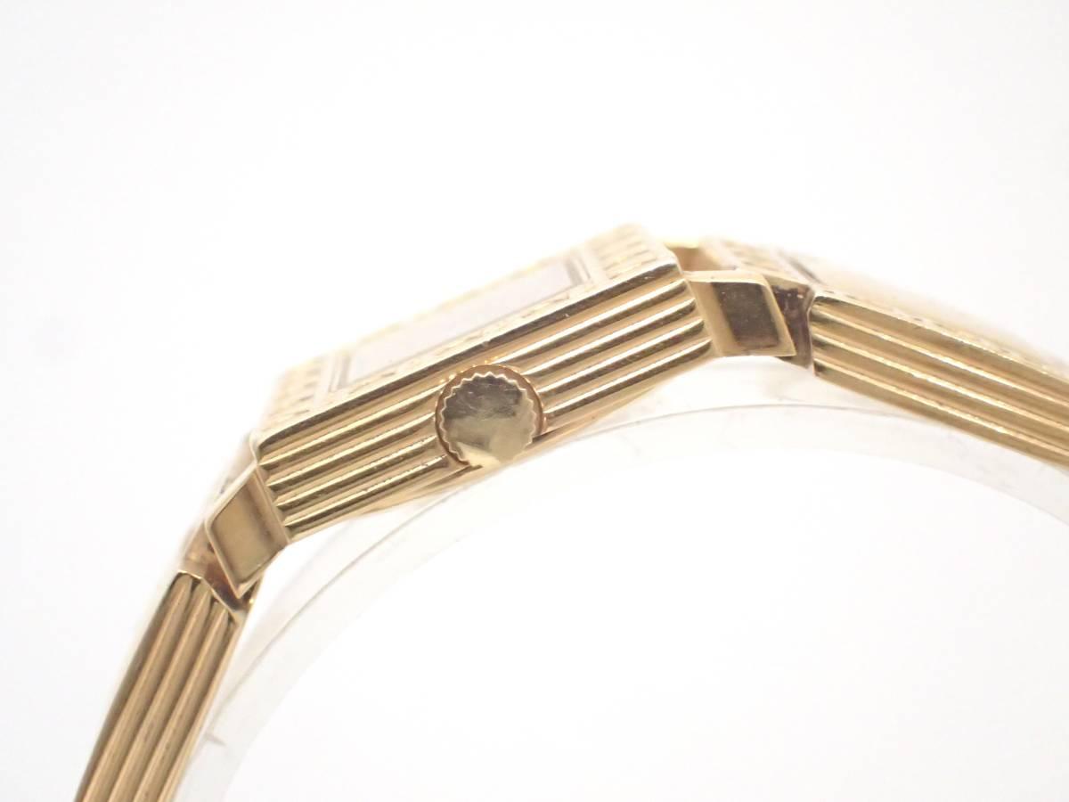 Christian Dior/ディオール/D60-150/ラ・パリジェンヌ/レディース腕時計/ジャンク[T]_画像4