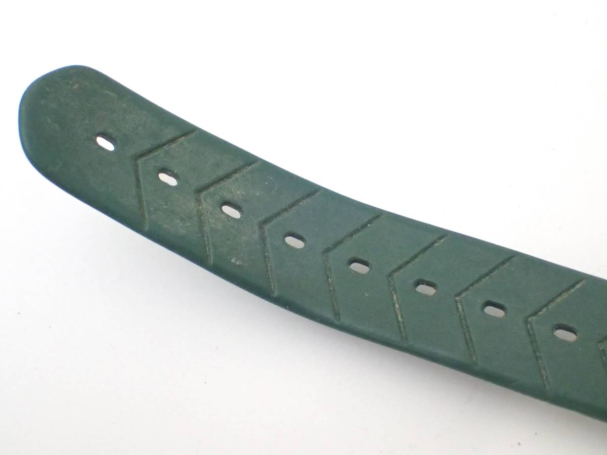 TAG HEUERタグホイヤー/WA1212/フォーミュラ/プロフェッショナル200m/ボーイズ/腕時計/純正ベルト/グリーン/ジャンク[T]_画像10