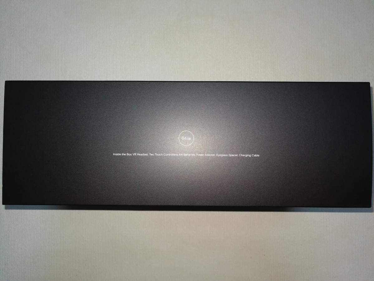 【送料無料】 Oculus Quest (オキュラス クエスト)- 64GB 【正規販売品】【中古美品】_画像4