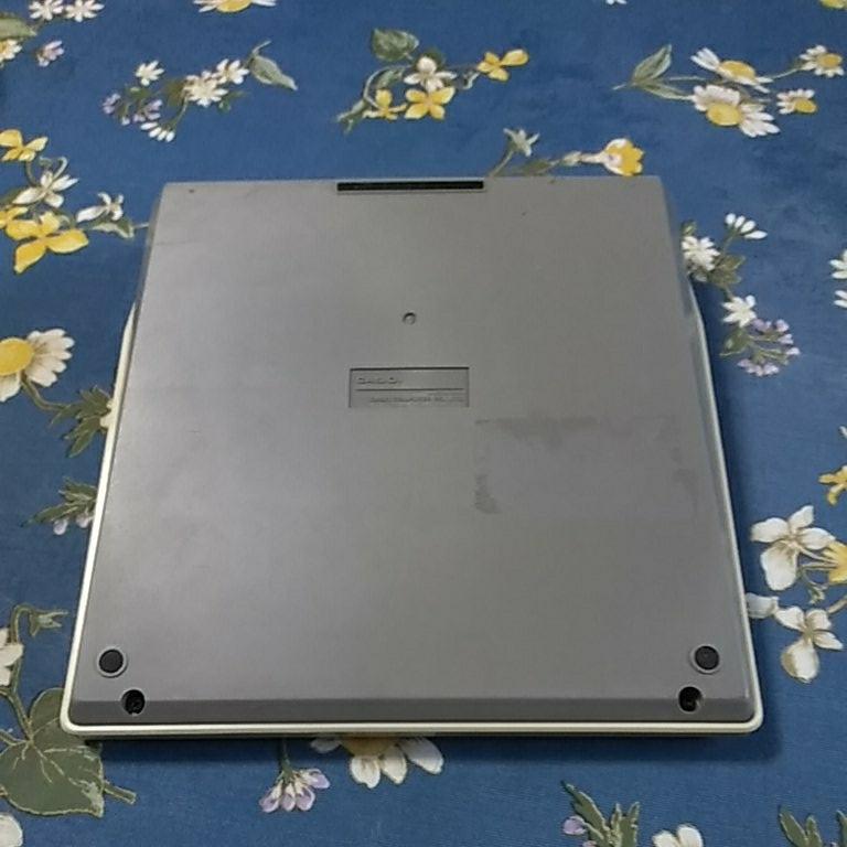 大型電卓 カシオ DS-120 _画像2