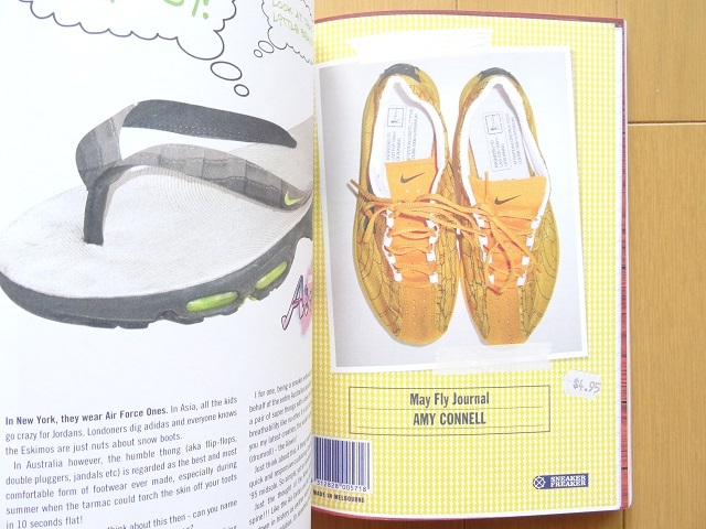 洋書◆スニーカー写真集 本 靴 ナイキ アディダス プーマ ニューバランス ほか_画像3