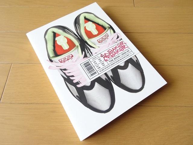 洋書◆スニーカー写真集 本 靴 ナイキ アディダス プーマ ニューバランス ほか_画像1