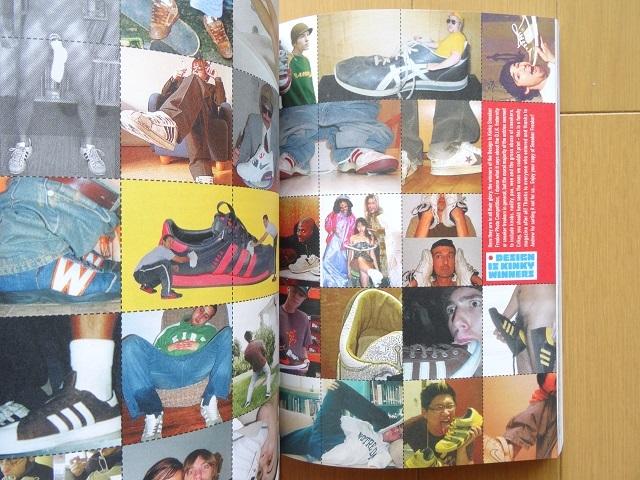 洋書◆スニーカー写真集 本 靴 ナイキ アディダス プーマ ニューバランス ほか_画像4