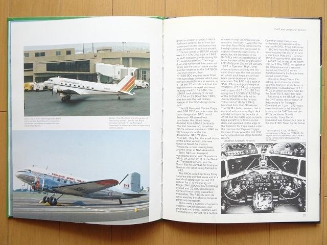 洋書◆ダグラス DC-3 ダコタ写真集 本 飛行機 軍用機_画像3