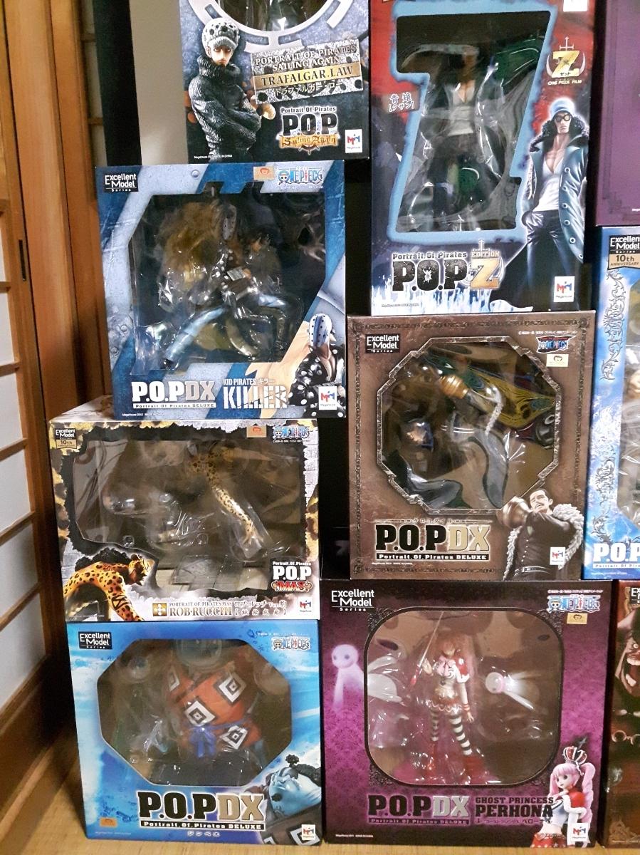 1スタ メガハウス ワンピース POP P.O.P フィギュア 30体 未使用(未展示) 正規品 ※訳有り_画像3