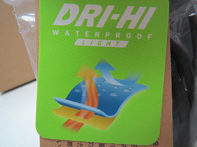 ★新品/即決★HI-TEC HKU10 アオラギ MID WP 防水設計 (2E) GRY 28,0cm_画像7