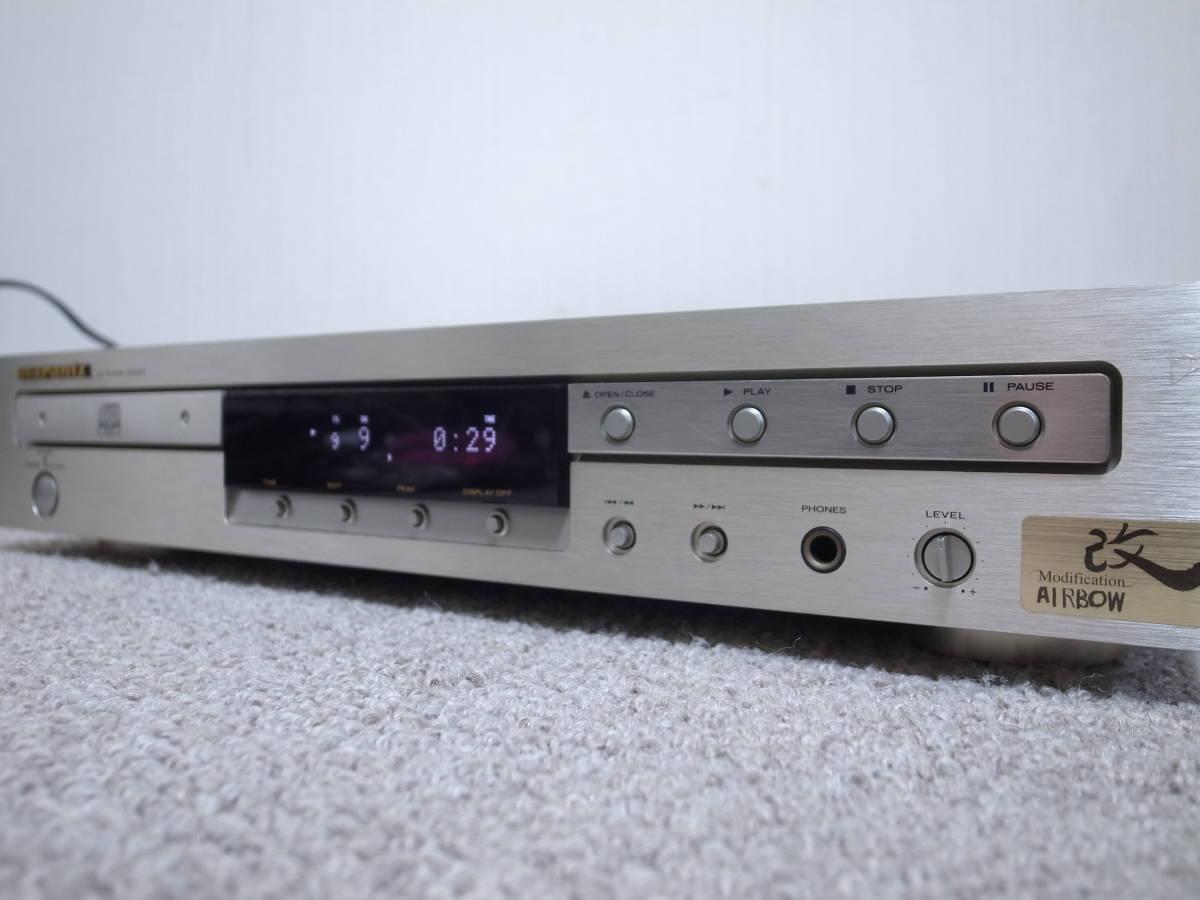 【逸品館チューンモデル】AIRBOW marantz CD5001/KAI 良品 最高音質で音楽を!