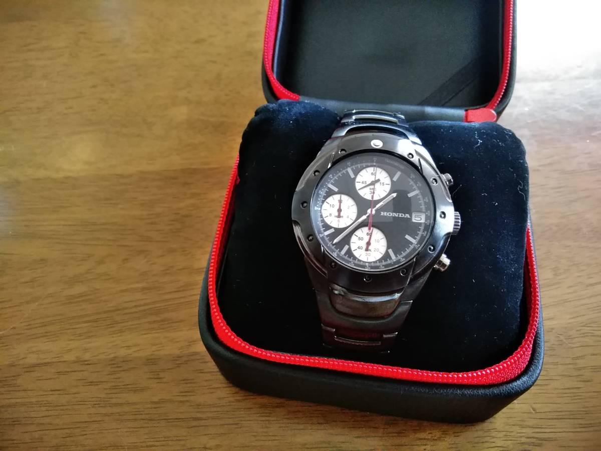 HONDA ホンダ 腕時計 VD67 D003 レア♪