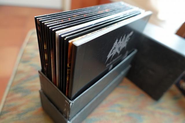 入手困難限定品 GRAVE / Death Unhallowed CD+DVD 13枚組BOXセット デスメタルバンド_画像3