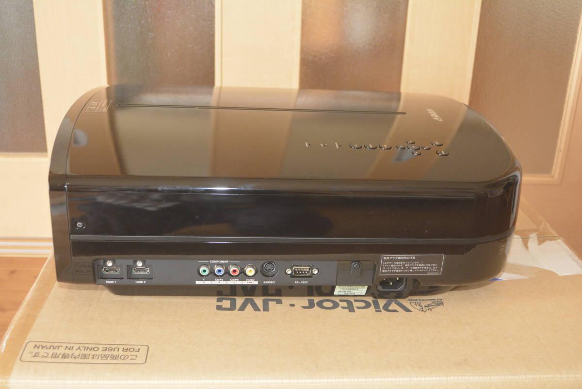 プロジェクター ビクターDLA-HD350-B_画像5
