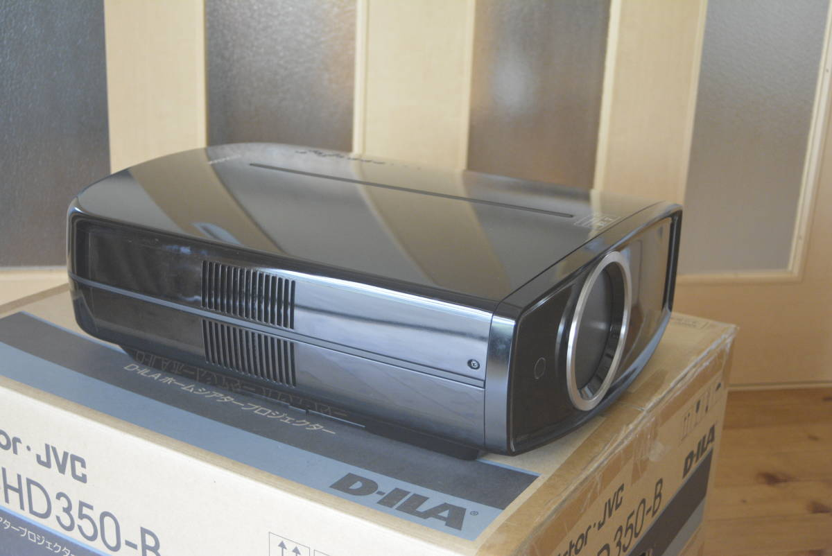 プロジェクター ビクターDLA-HD350-B_画像3