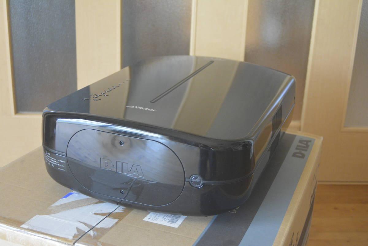 プロジェクター ビクターDLA-HD350-B_画像4