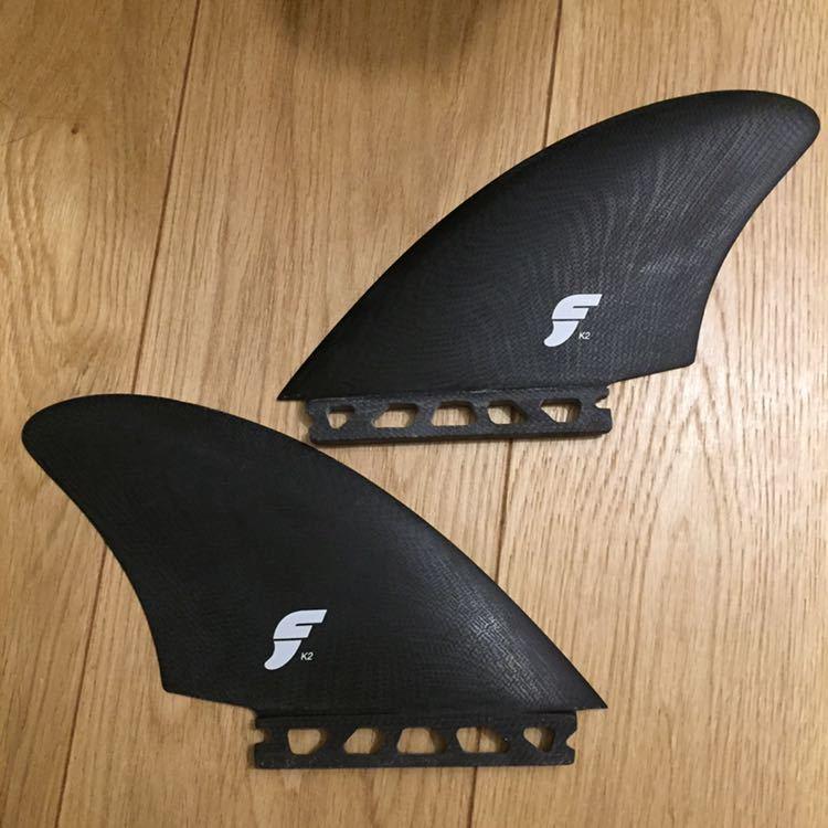 フューチャー キールフィン ツイン K2 future