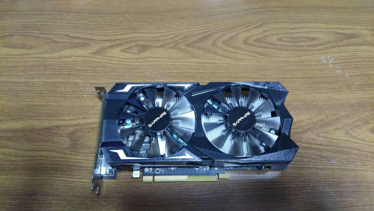 ★☆Sapphire RADEON RX 460 2G GDDR5 PCI-E HDMI / DVI-D / DP OC VD6111 SA-RX460-2GD5OC001 USED 完動品☆★
