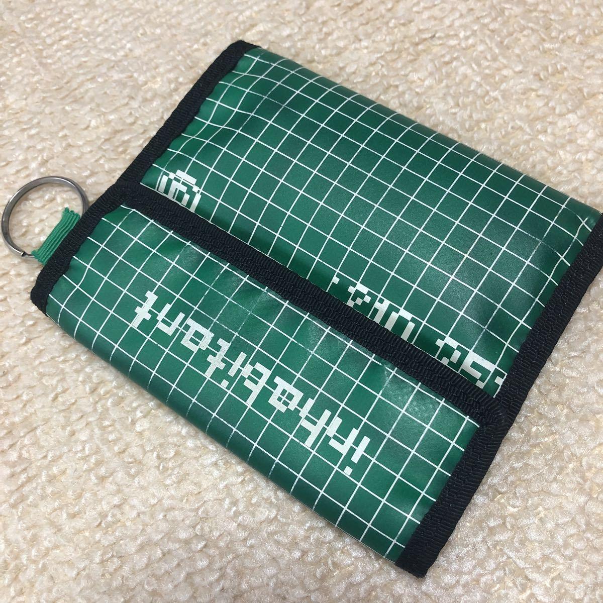 インハビタント☆INHABITANT☆財布☆三つ折り財布☆中古品