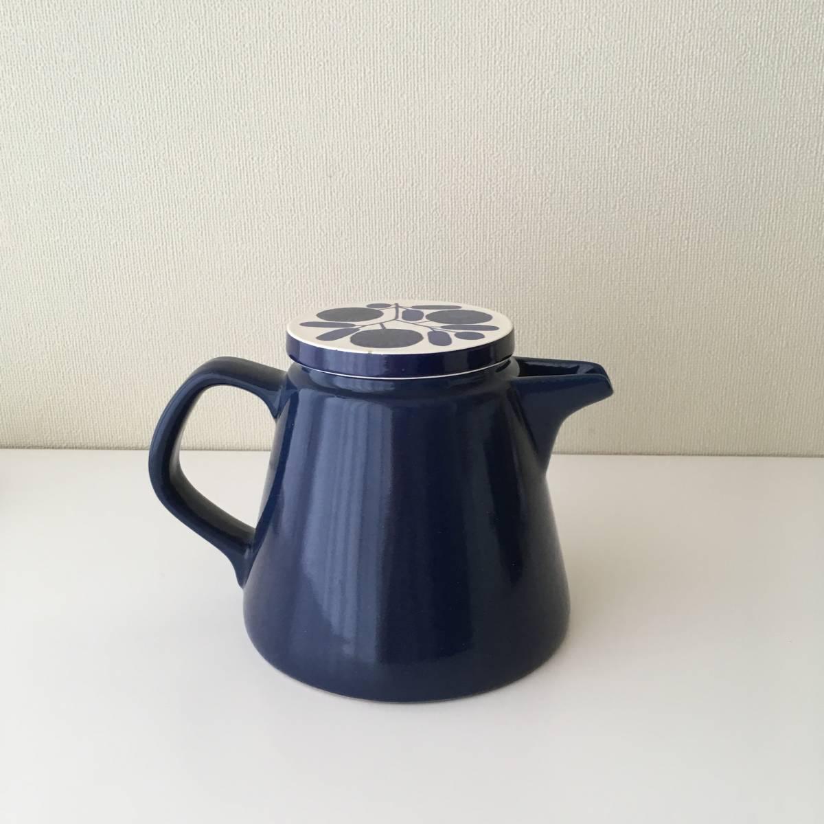 北欧ヴィンテージ ビンテージ 北欧雑貨 コーヒーポット フィルター 陶器製_画像3