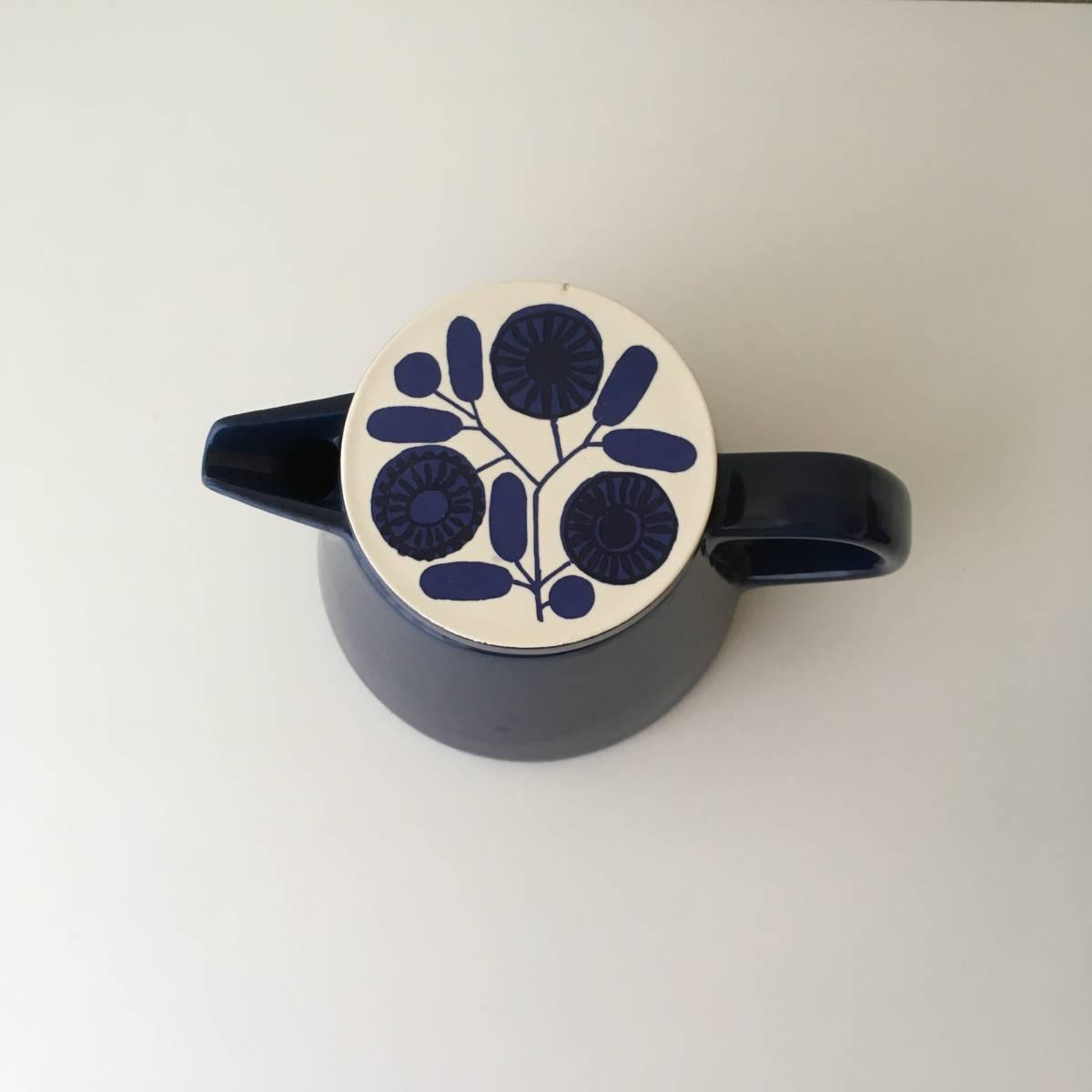 北欧ヴィンテージ ビンテージ 北欧雑貨 コーヒーポット フィルター 陶器製_画像4